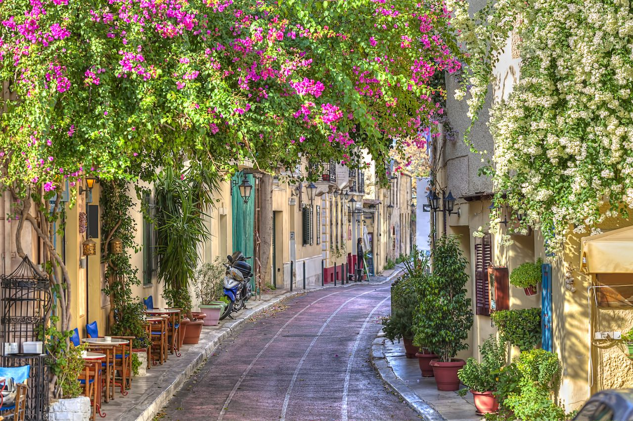 Why Plaka is the best neighborhood to stay in Athens