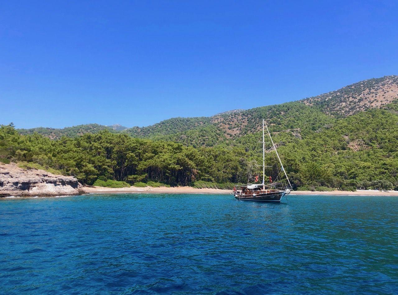 Turkey boating