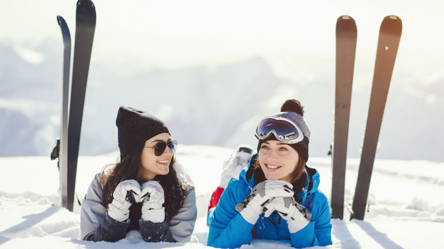 7 epic winter vacations to take with your girlfriends