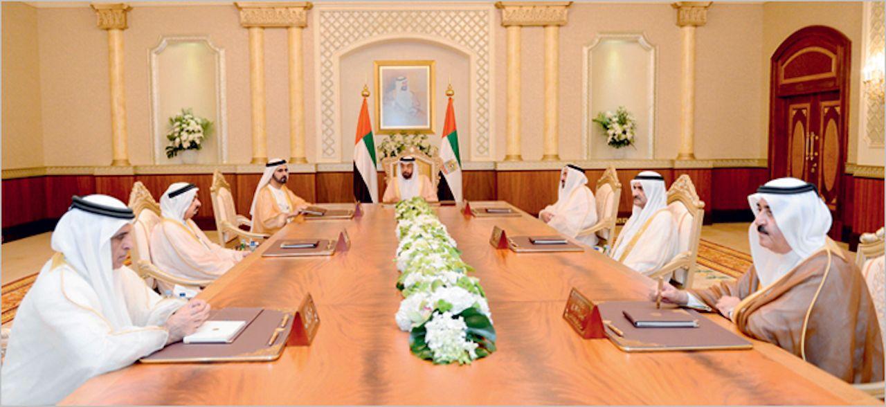 UAE Supreme Council