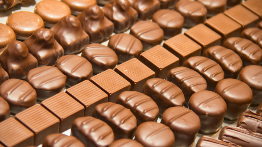 The real difference between Swiss and Belgian chocolate, explained