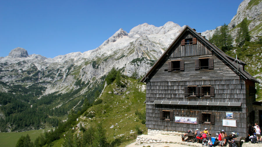 How to go hut-to-hut hiking in Slovenia's glorious Julian Alps