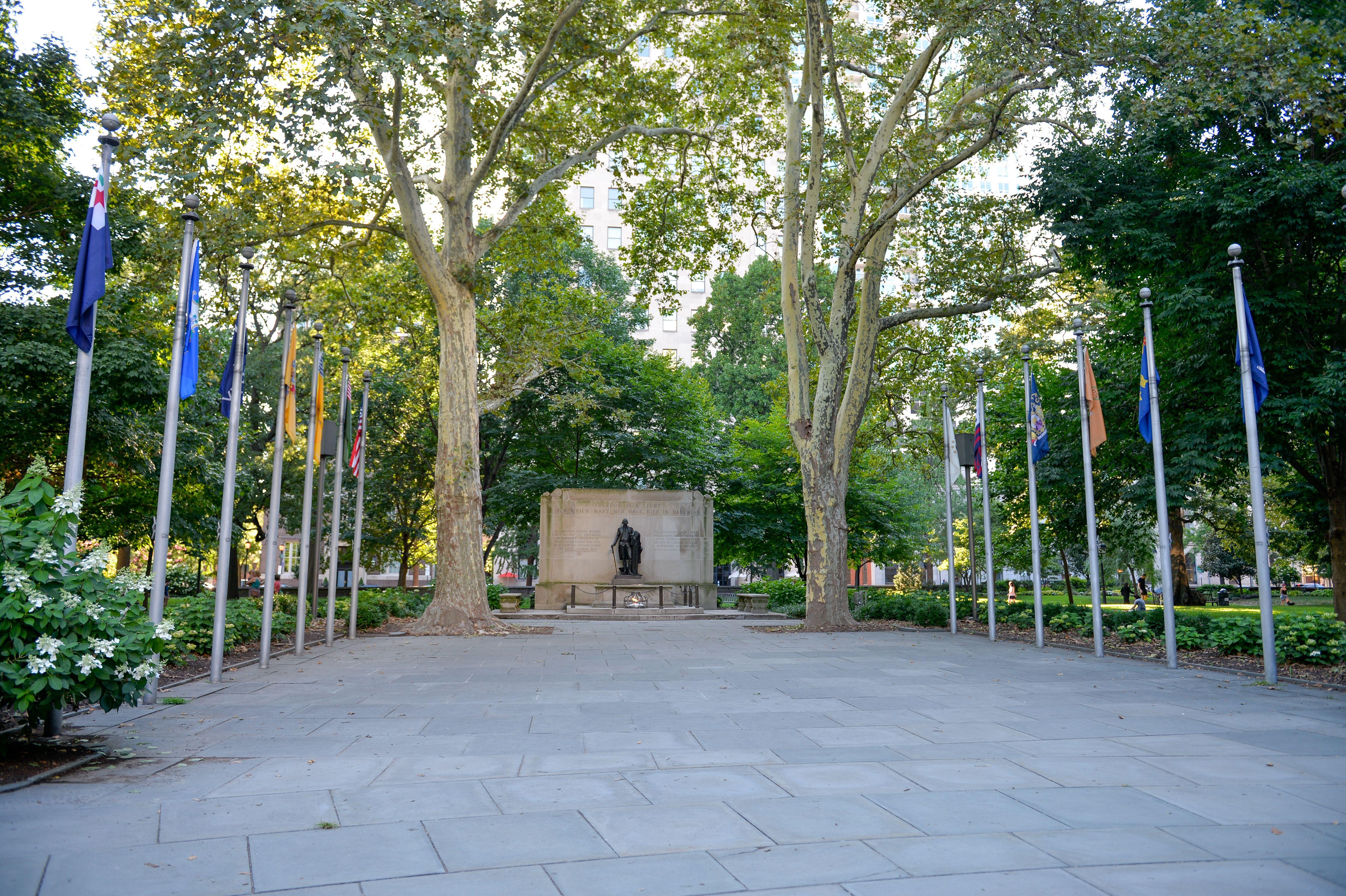 Washington Square Historic Park