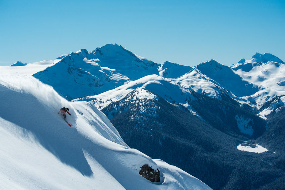 Whistler, BC by the numbers