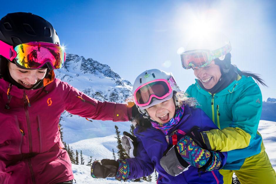Family ski guide: Whistler, BC