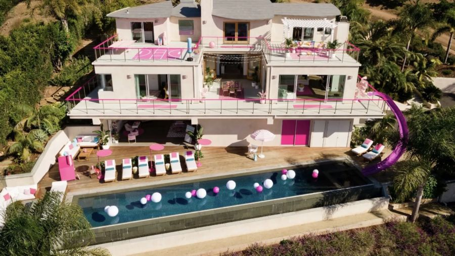 Barbie's iconic Malibu Dreamhouse is now on Airbnb for just $60