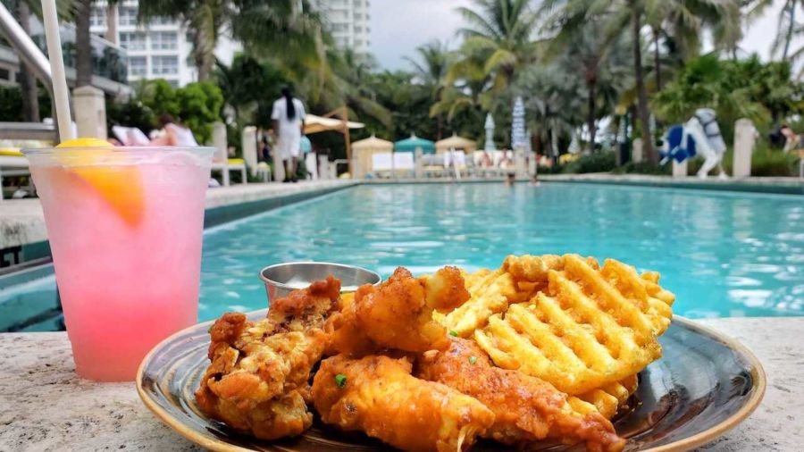 In Miami, chicken strips should be on every culinary bucket list