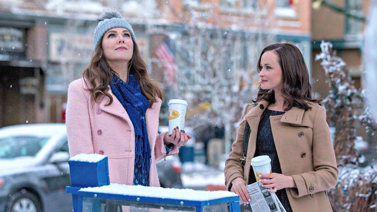Visit Stars Hollow from Gilmore Girl