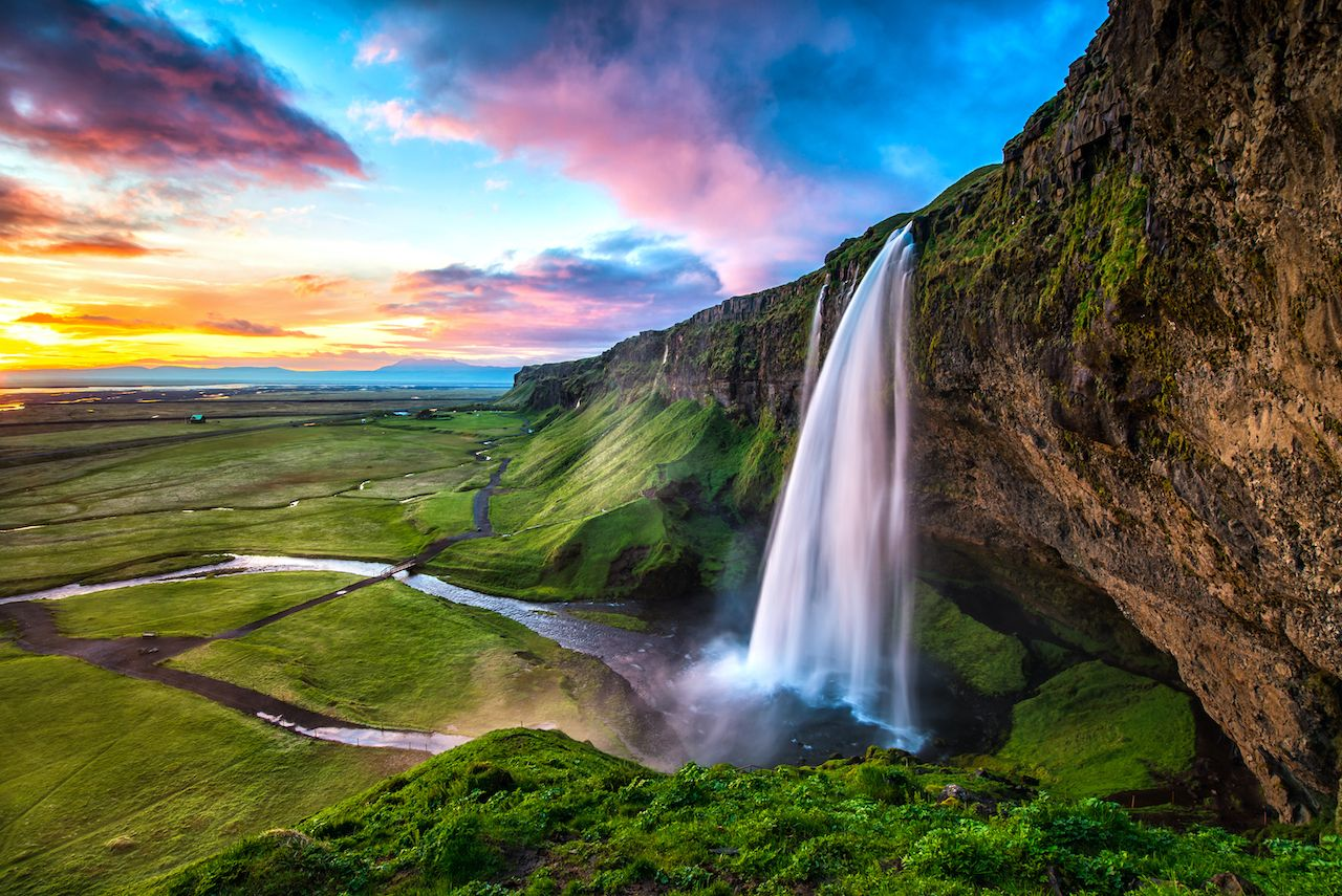 The 20 most Instagrammed waterfalls in the world