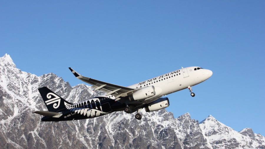 Air New Zealand named the best airline for 2020