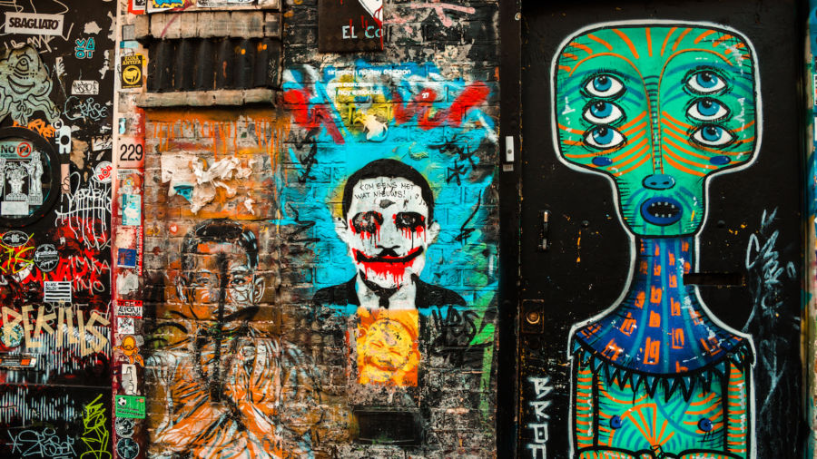How to dive in to Amsterdam's vibrant street art scene