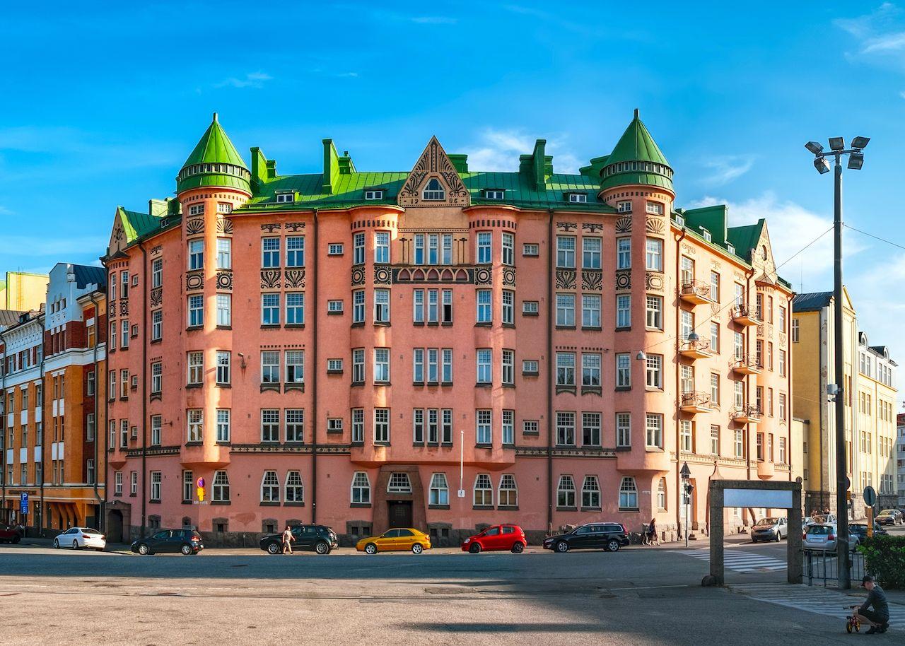 Helsinki for Wes Anderson fans
