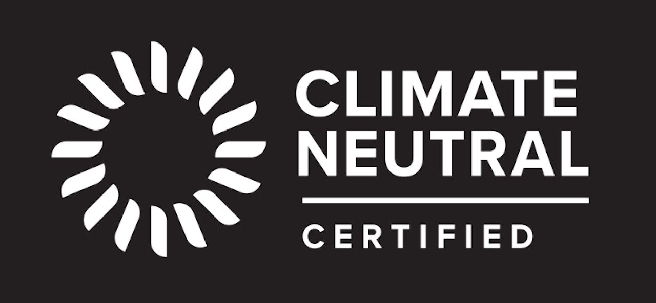 Certified Climate Neutral badge