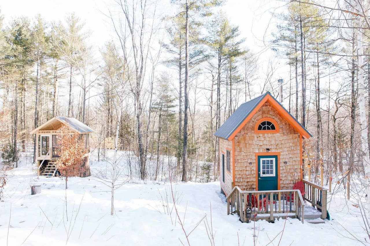 Best Tiny Houses On The East Coast To Rent