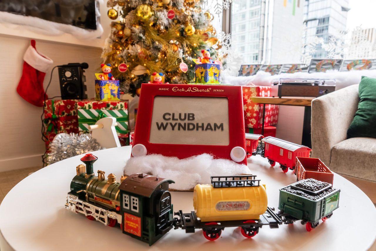 Elf room at Club Wyndham