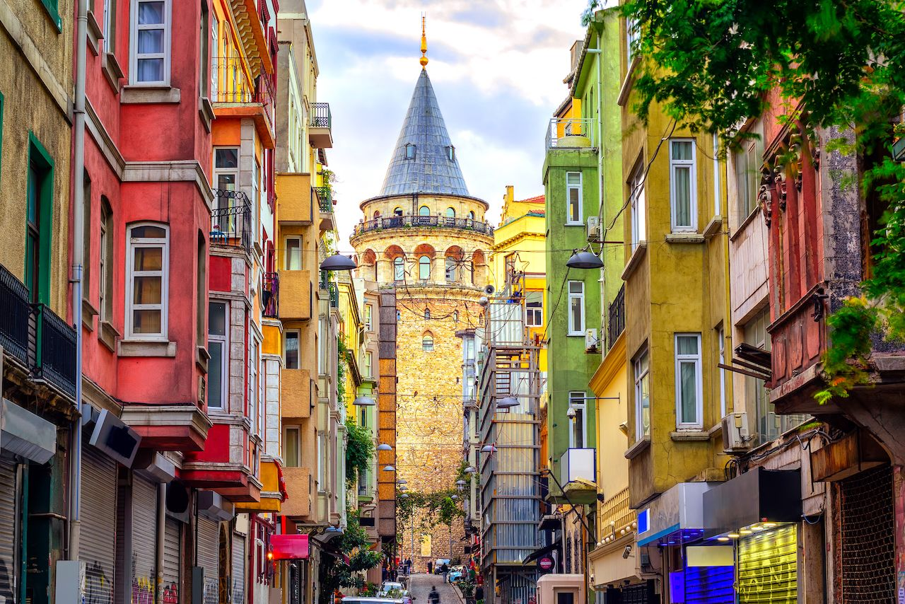 The best neighborhoods in Istanbul