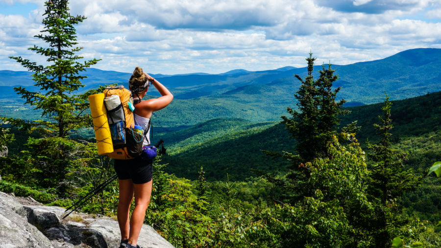 This college will give you class credit for hiking the Appalachian Trail