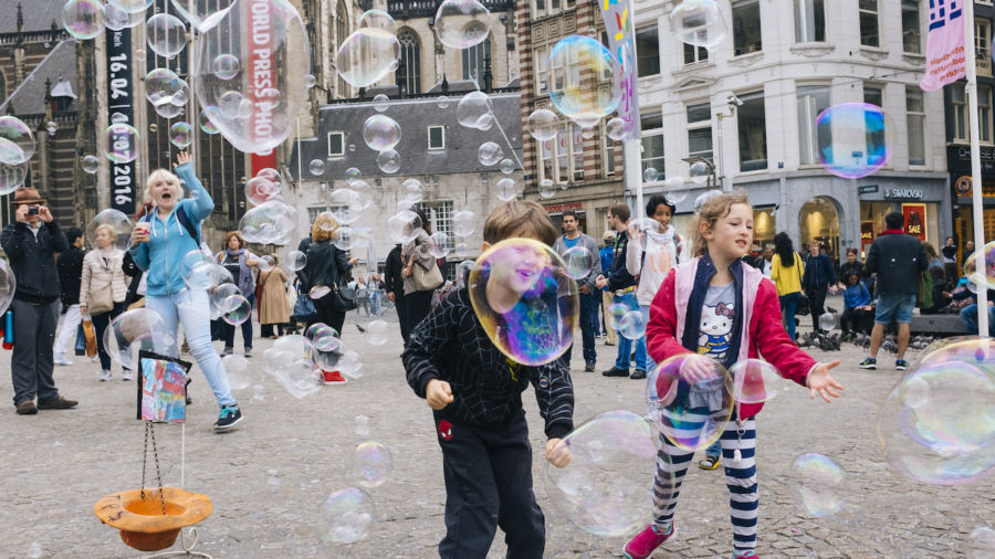 You really can (and should) take the kids to Amsterdam