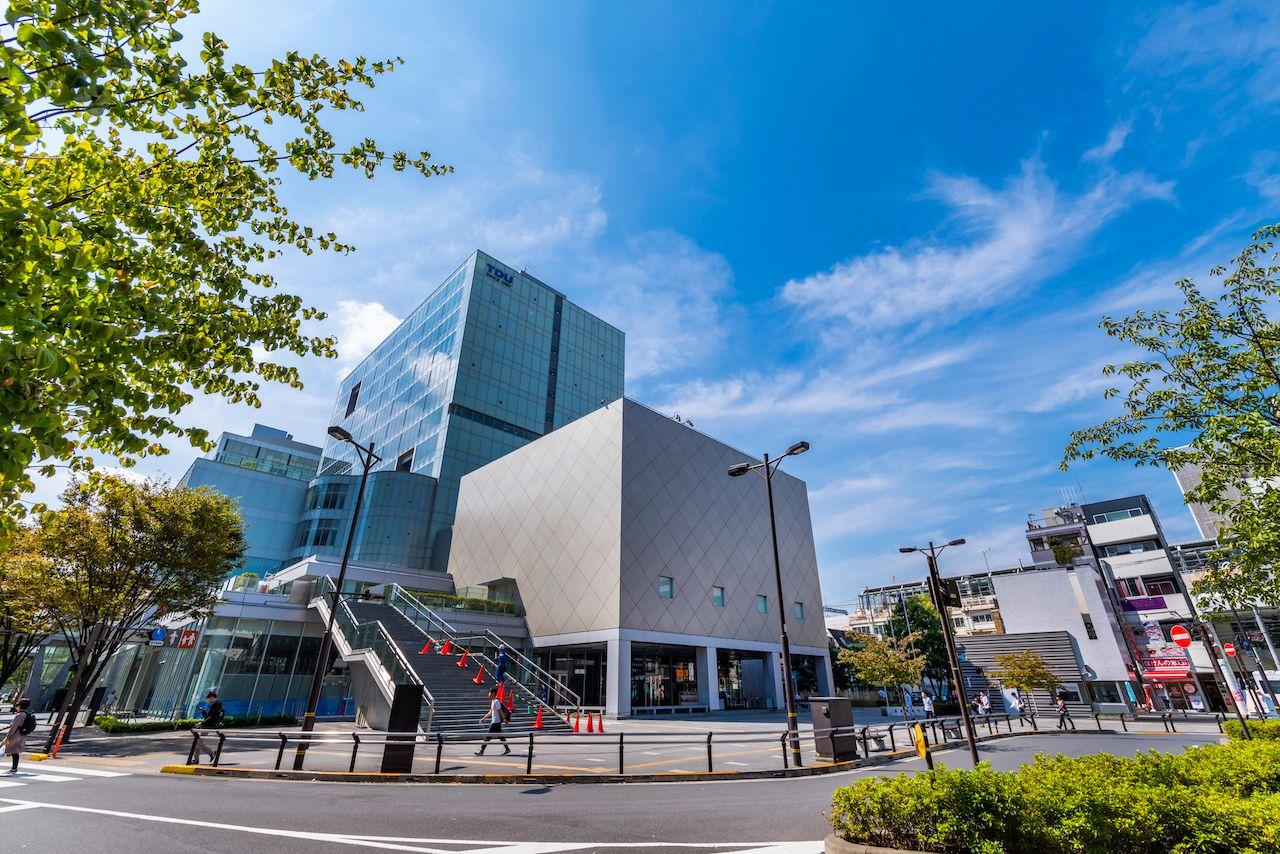 Kitasenju Station