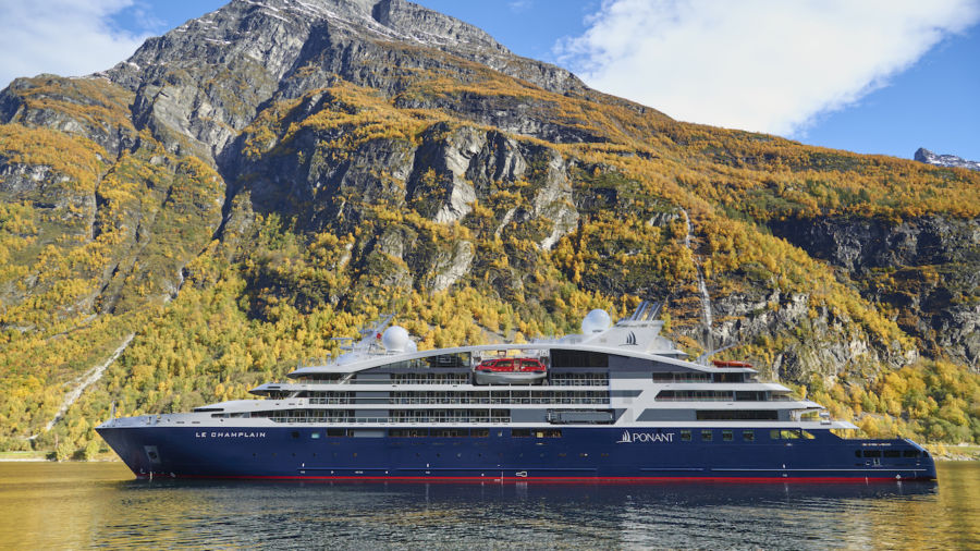 The 10 coolest new small cruise ships coming in 2020