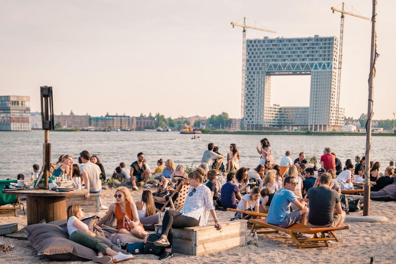 NDSM Wharf Amsterdam