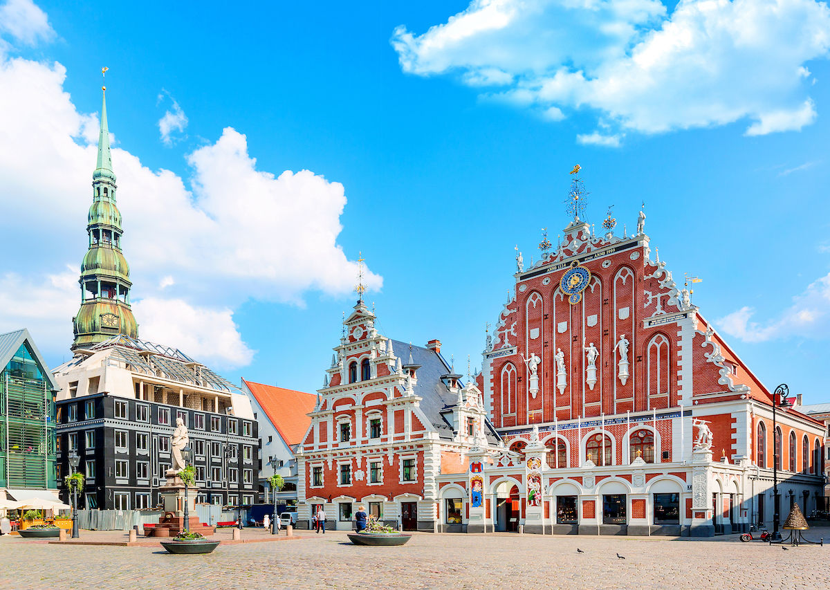 Best places to go in the Baltics