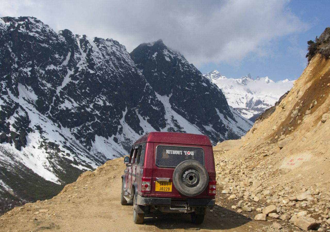 Road Trip to Yumthang Valley