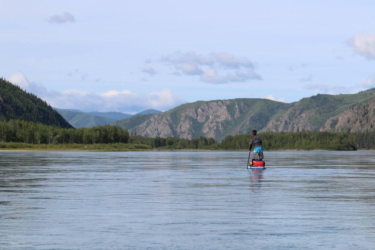Stand Up Paddle Yukon