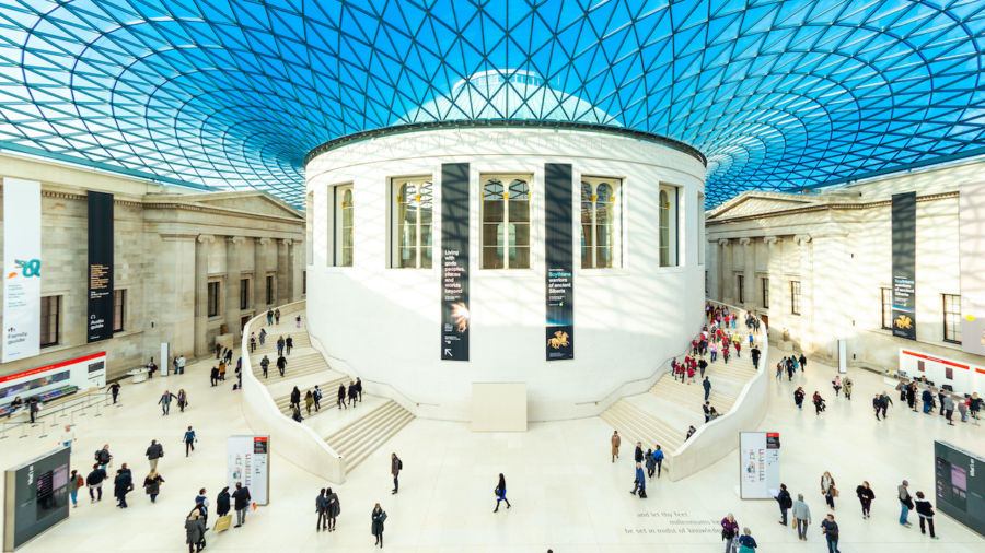 How to crush the British Museum in one day