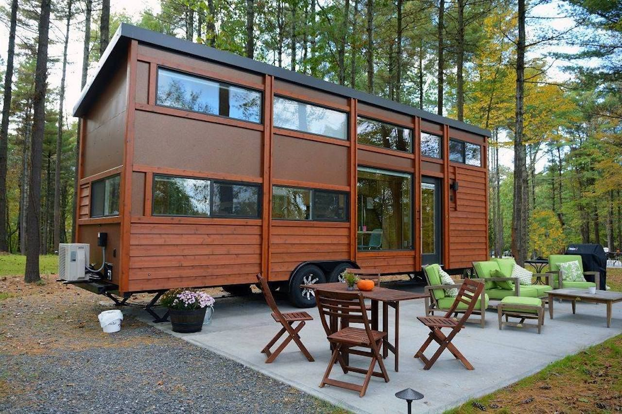 Think Big A Tiny House Resort