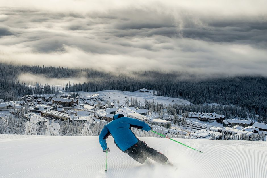 7 wonderful sides of winter in Kelowna, British Columbia