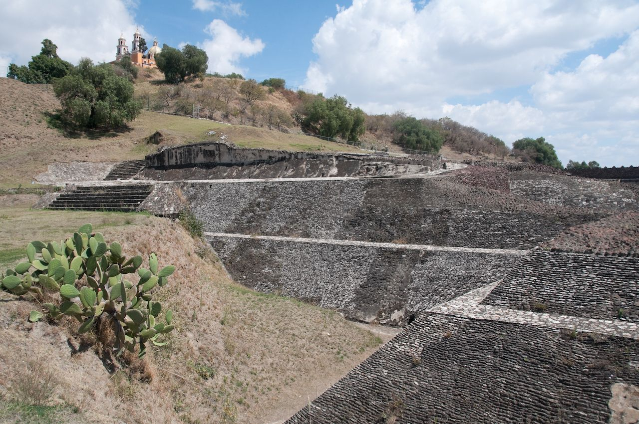 Archaeological site of Cholula, Puebla