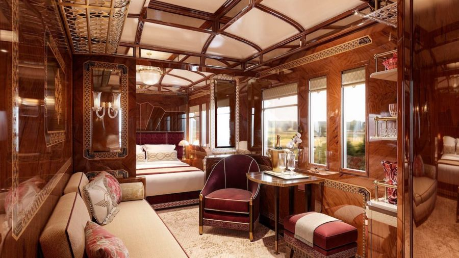 The Orient Express is turning into a 1920s-themed party train next year