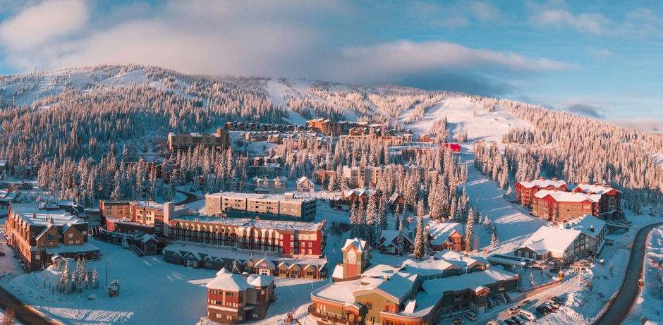 For the perfect BC ski trip, make Kelowna your home base