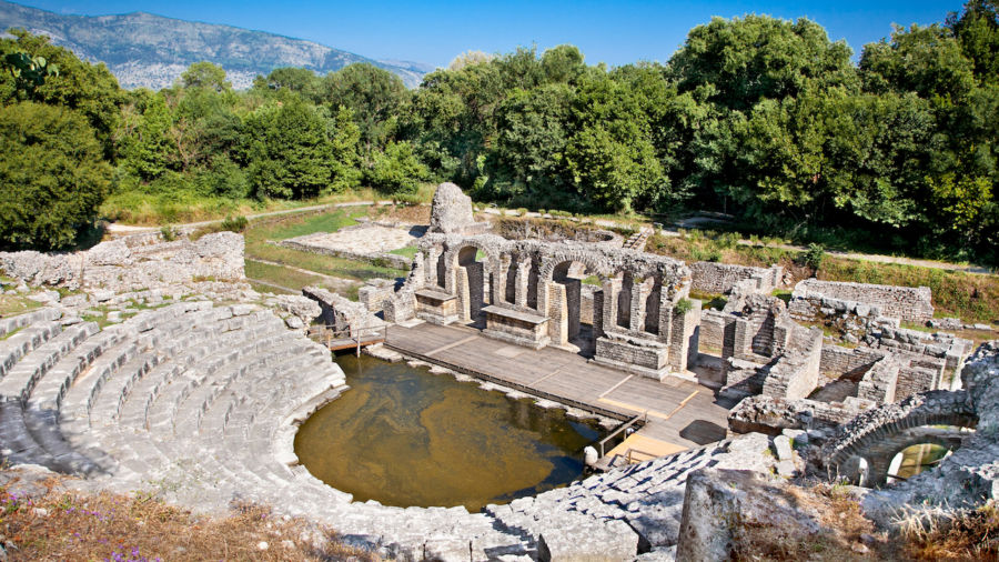 Butrint, Albania, is the stunning ancient city you've never heard of