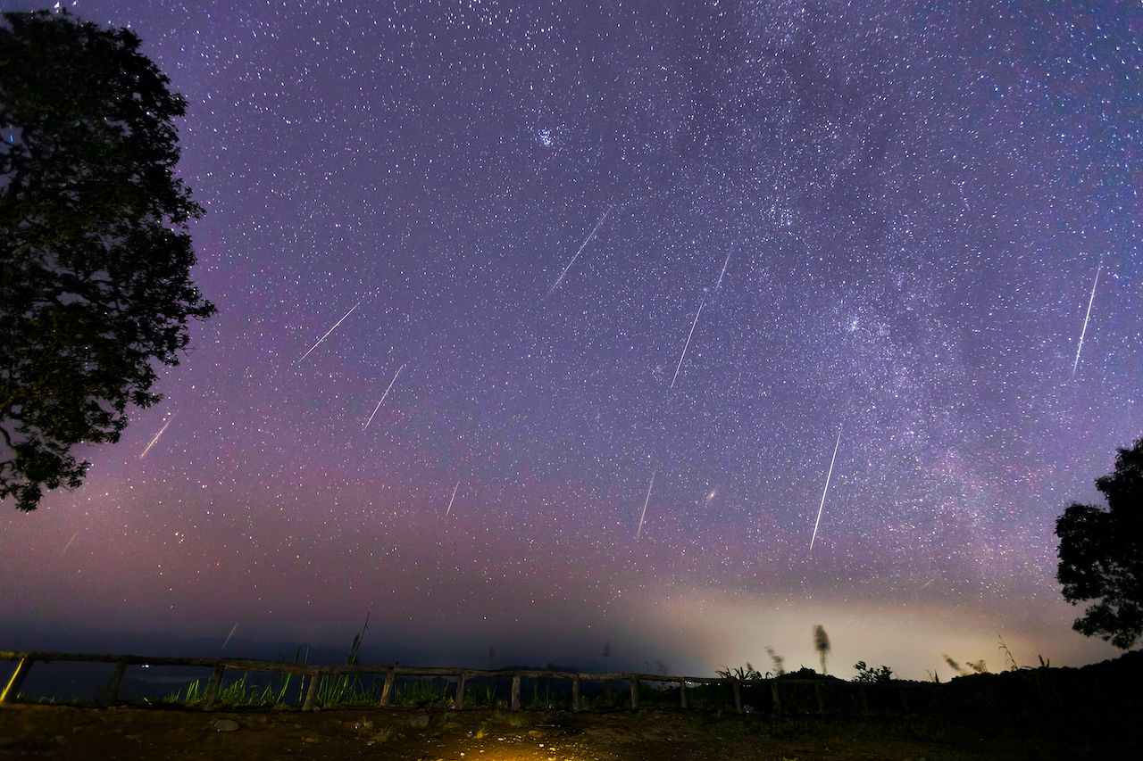 How to see the Geminid meteor shower