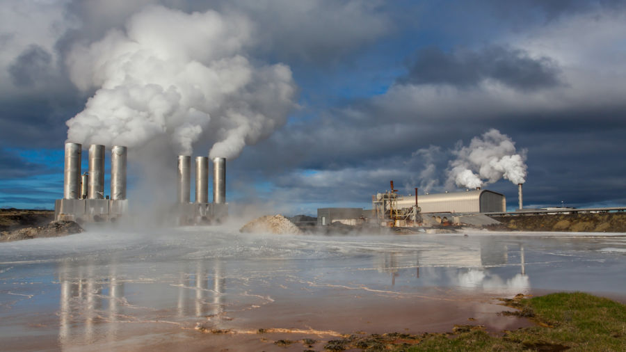 Scientists in Iceland can now turn carbon emissions into rock