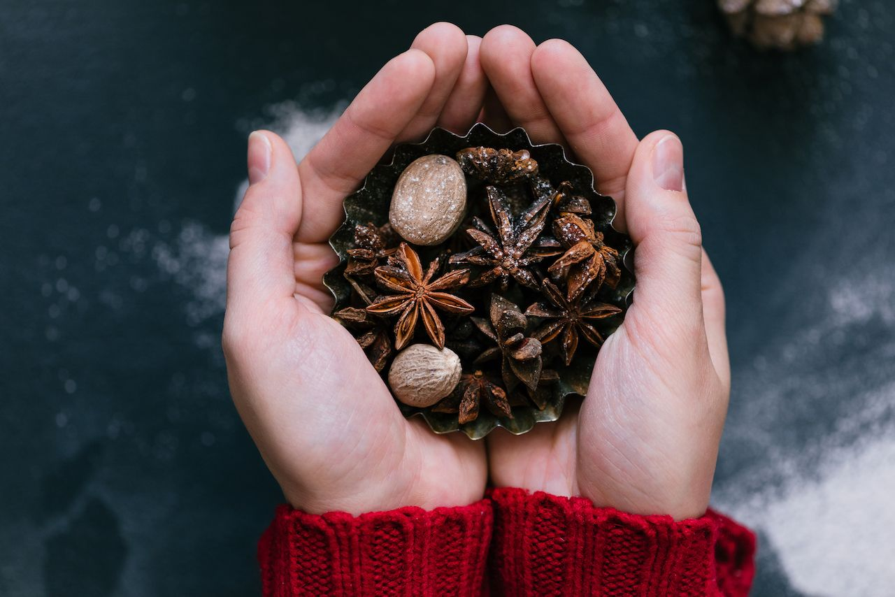 The origin of classic holiday spices