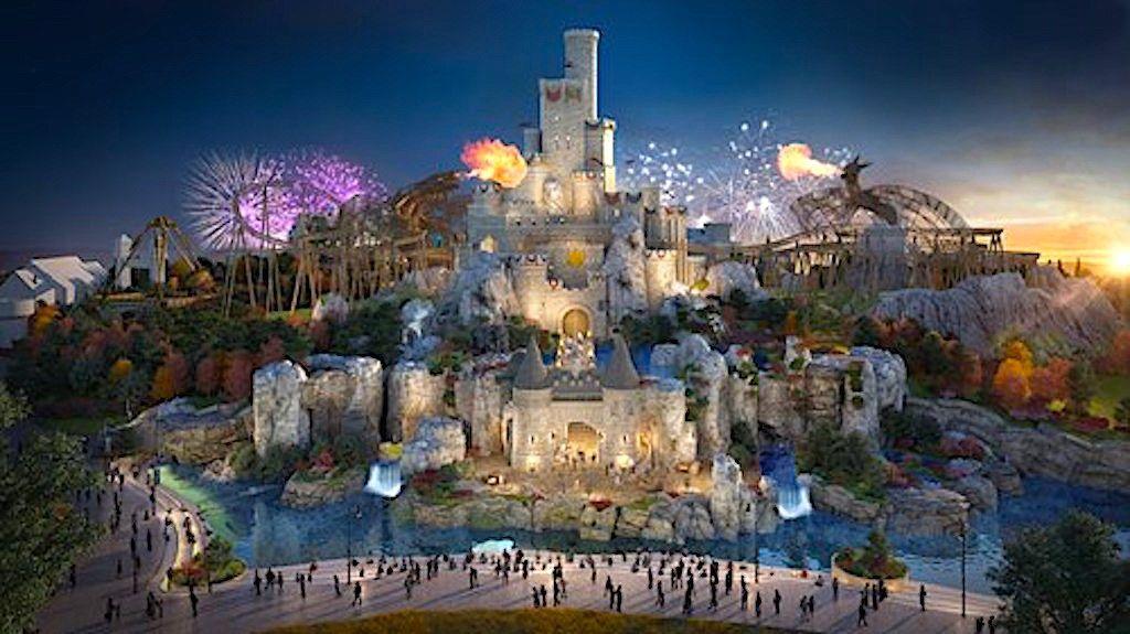 London Resort Castle