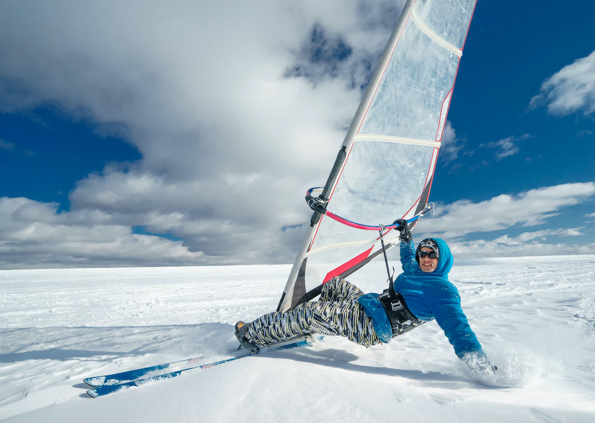 Water sports you can do in winter