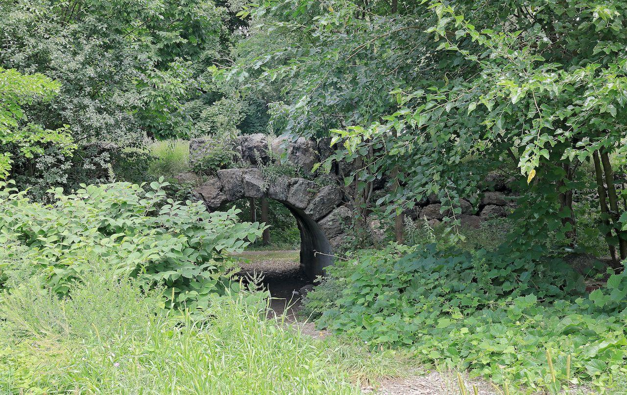 Overlook Shelter Ruins