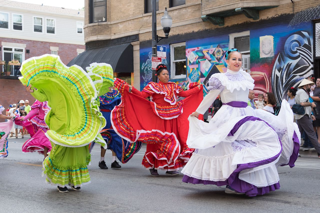 Pilsen Mexican Independence Day Parade