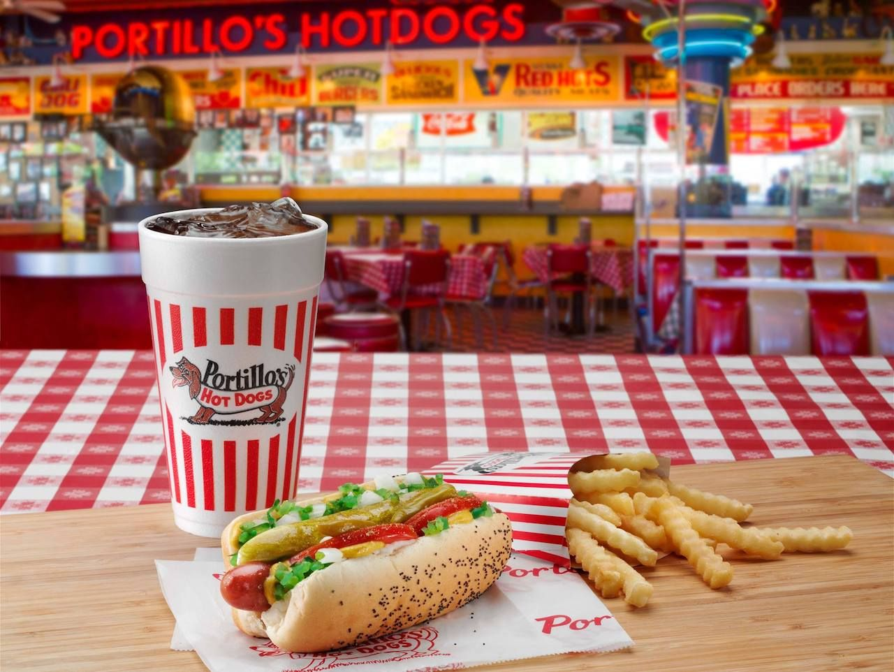 Portillo's in Chicago