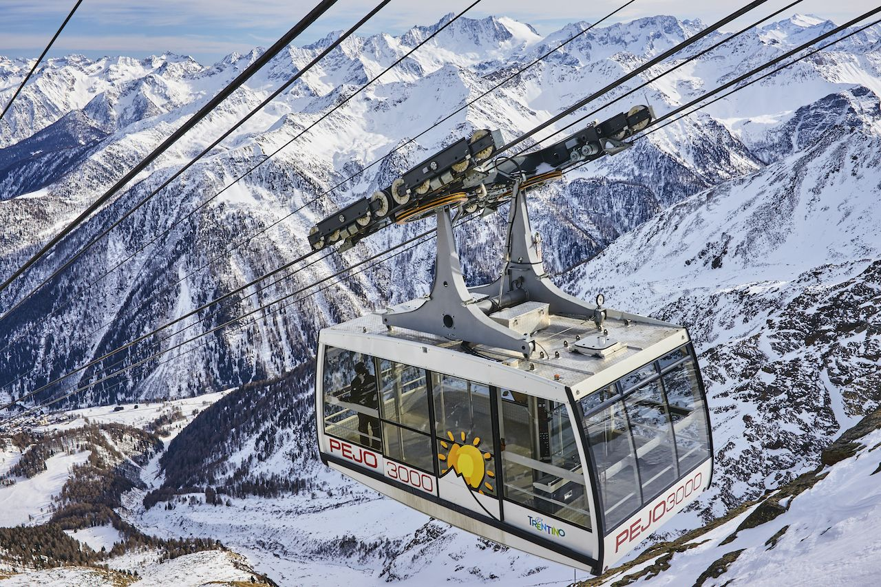 Europe's plastic-free ski resort