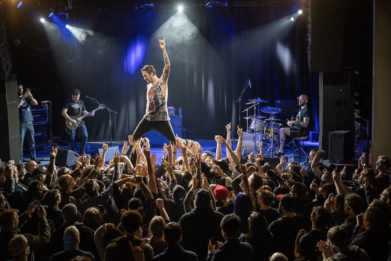 Best live music venues in Boston
