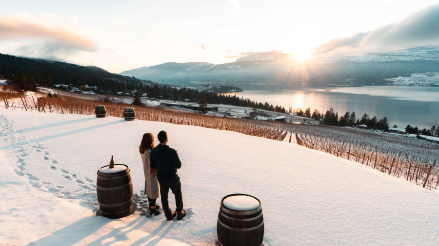 For the perfect BC ski trip, make Kelowna your home base