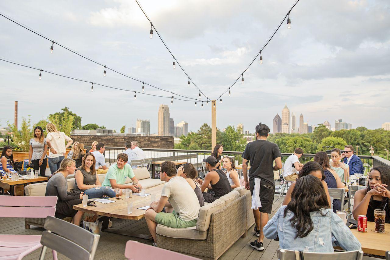 Best rooftop bars and restaurants