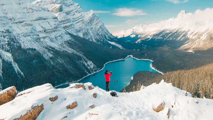 The best winter activities you can do in Banff (that aren't skiing)