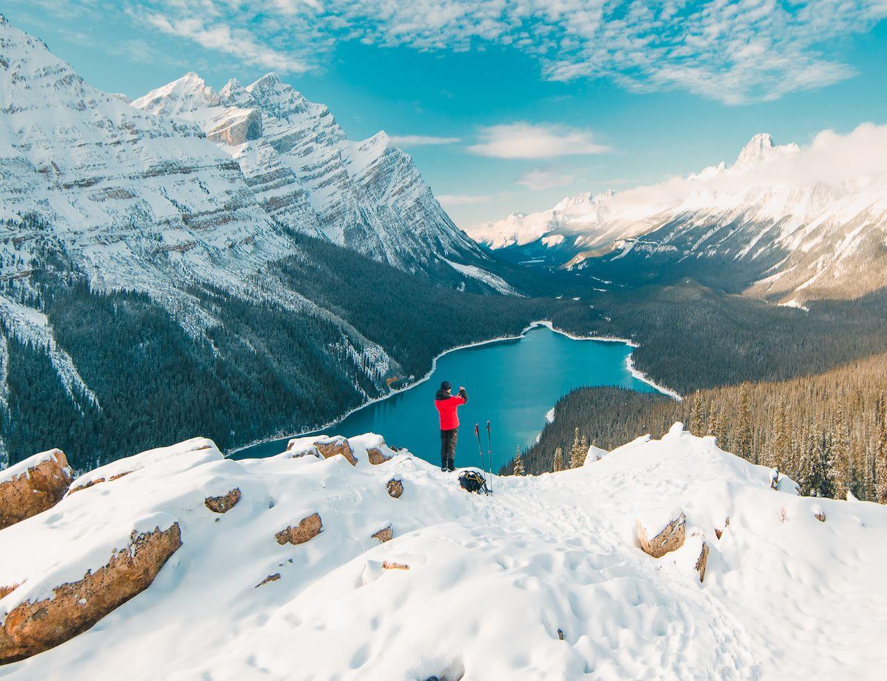 The best winter activities in Banff