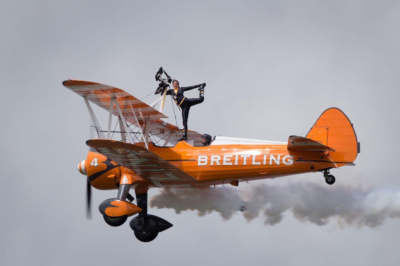 AeroSuperBatics Breitling Stearman